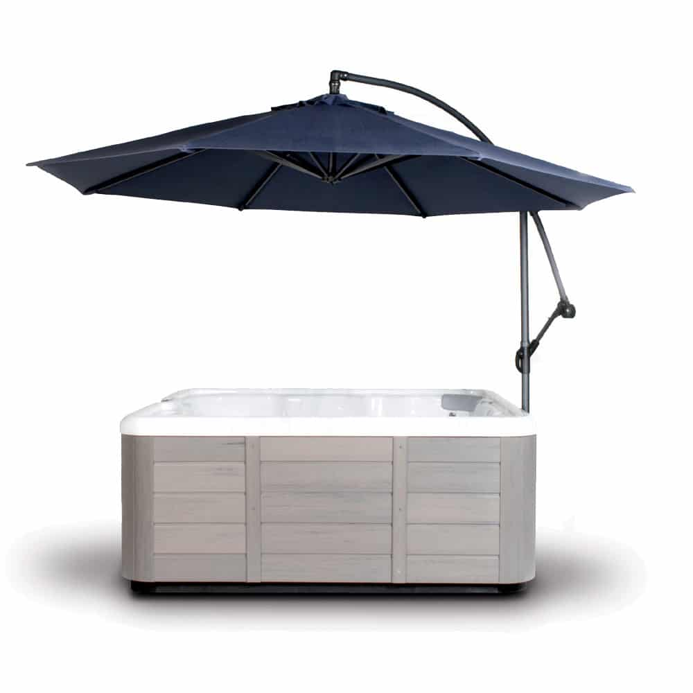 Spa side umbrella