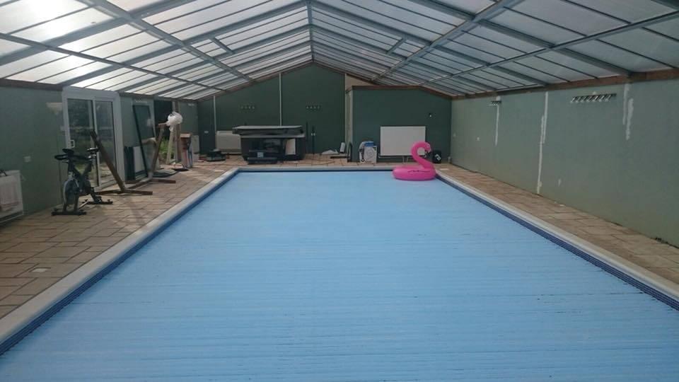 J-335 Pool House